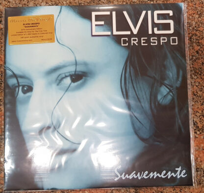 Elvis Crespo - Suavemente (LP, Album, Ltd, Num, 180)