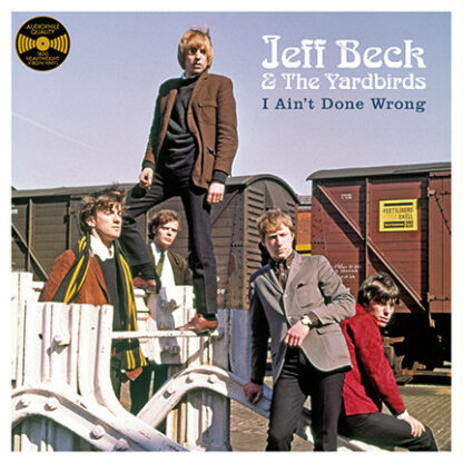 Jeff Beck And The Yardbirds - I Ain't Done No Wrong (LP, Comp, 180)