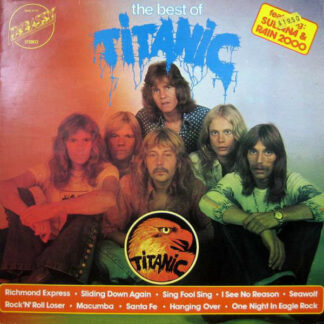 Titanic (3) - The Best Of Titanic (LP, Comp)