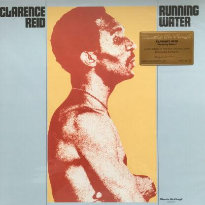 Clarence Reid - Running Water (LP, Album, Ltd, Num, RE, Blu)