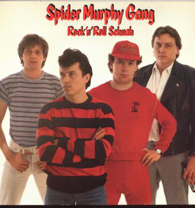Spider Murphy Gang - Rock'n'Roll Schuah (LP, Album)