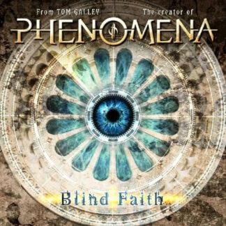 Phenomena (4) - Blind Faith (LP, Ltd, Tra)