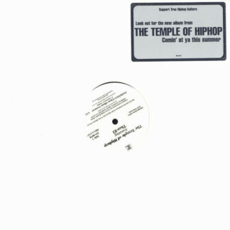 """The Temple Of Hiphop Featuring Thor-El - Patiently (12"""", Promo)"""