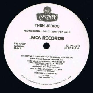 "Then Jerico - The Motive (12"", Single, Promo)"
