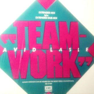 "David Lasley - Teamwork (12"", Promo)"