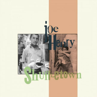 Joe Henry - Shuffletown (LP, Album, RE)