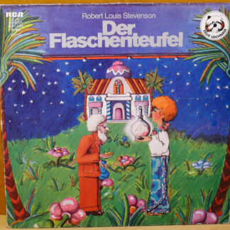 Robert Louis Stevenson - Der Flaschenteufel (LP, Club)
