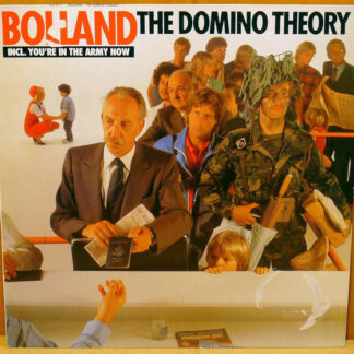 Bolland* - The Domino Theory (LP, Album)