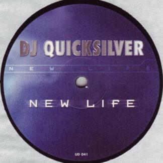 "DJ Quicksilver - New Life (12"")"