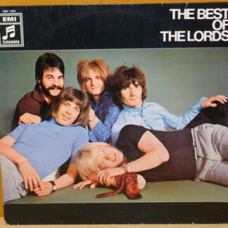 The Lords - The Best Of The Lords (LP, Comp)