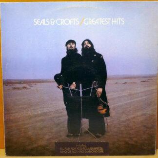 Seals & Crofts - Greatest Hits (LP, Comp)