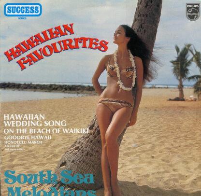 South Sea Melodians - Hawaiian Favourites (LP, Album)