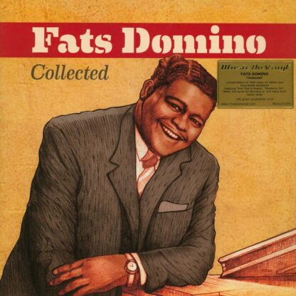 Fats Domino - Collected (2xLP, Comp, Ltd, Num, Yel)