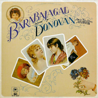 Donovan - Barabajagal (LP, Album, RE)