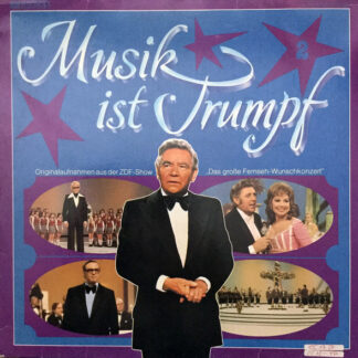 Various - Musik Ist Trumpf Folge 2 (LP, Comp, Club, M/Print)