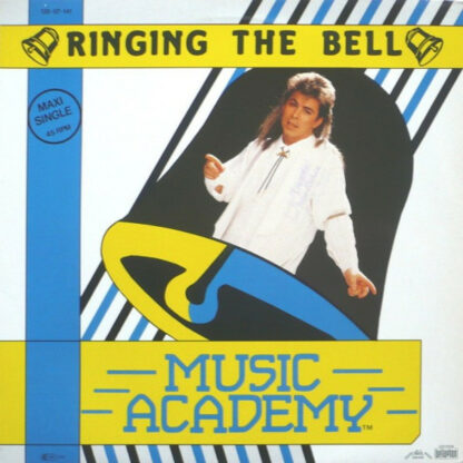 """Music Academy - Ringing The Bell (12"""", Maxi)"""