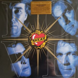 Golden Earring - Love Sweat (LP, Album, Ltd, Num, Gol)