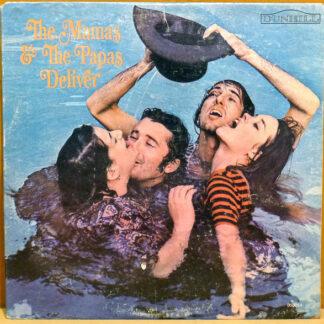 The Mamas & The Papas - Deliver (LP, Album, Club)