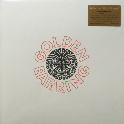 Golden Earring - Face It (LP, Album, Ltd, Num, Red)