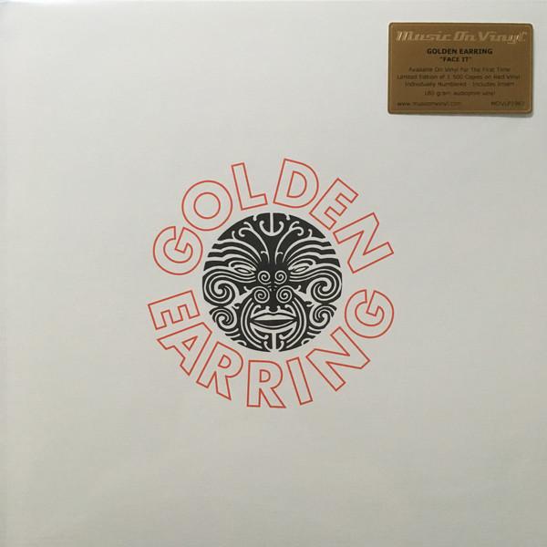 Golden Earring – Face It (LP, Album, Ltd, Num, Red)