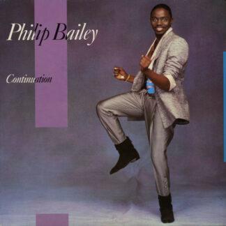 Philip Bailey - Continuation (LP, Album, RE)