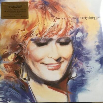 Dusty Springfield - A Very Fine Love (LP, Album, Ltd, Num, RE, Gol)