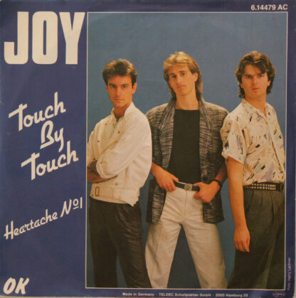 "Joy (9) - Touch By Touch (7"", Single)"