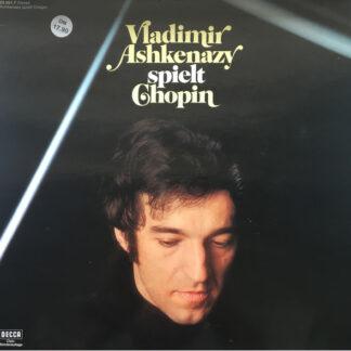 Chopin*, Vladimir Ashkenazy - Vladimir Ashkenazy Spielt Chopin (LP, Comp)