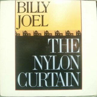 Billy Joel - The Nylon Curtain (LP, Album, Car)