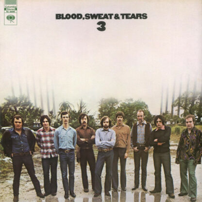 Blood Sweat & Tears* - Blood Sweat & Tears 3 (LP, Album, RE)