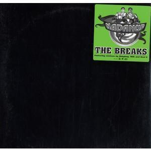 """Nadanuf - The Breaks (12"""", Promo)"""