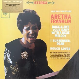 "Aretha Franklin - The Electrifying Aretha Franklin - A Bit Of Soul (2xLP, Comp, 180 + 10"" + Album, Ltd, RM)"