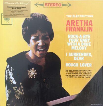 """Aretha Franklin - The Electrifying Aretha Franklin - A Bit Of Soul (2xLP, Comp, 180 + 10"""" + Album, Ltd, RM)"""