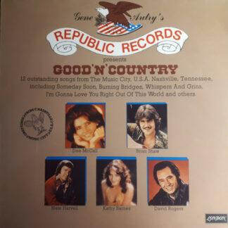 Various - Good 'n' Country  (LP, Comp)