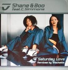 "Shane & Boo Feat. C.Simmons* - Saturday Love (12"")"