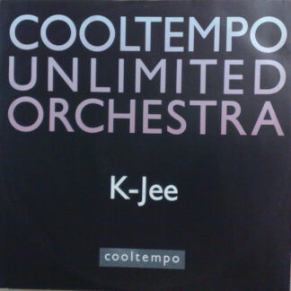 """Cooltempo Unlimited Orchestra - K-Jee (12"""")"""