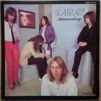 Karat - Schwanenkönig (LP, Album, Alt)