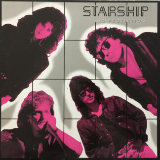 Starship (2) - No Protection (LP, Album)