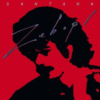 Santana - Zebop! (LP, Album, RE, 180)