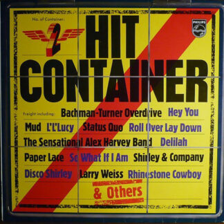 Various - Hit Container 2 (LP, Comp)