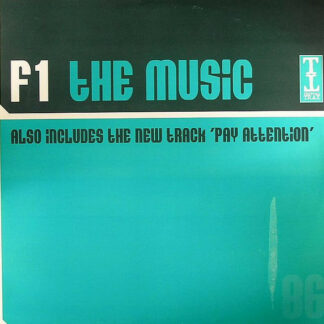 """F1 - The Music / Pay Attention (12"""")"""