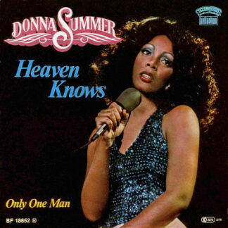 Donna Summer - Heaven Knows (7