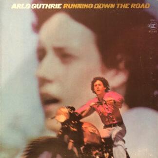 Arlo Guthrie - Running Down The Road (LP, Album, San)