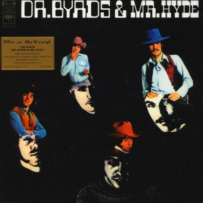 The Byrds - Dr. Byrds & Mr. Hyde (LP, Album, Ltd, Num, RE, Cle)