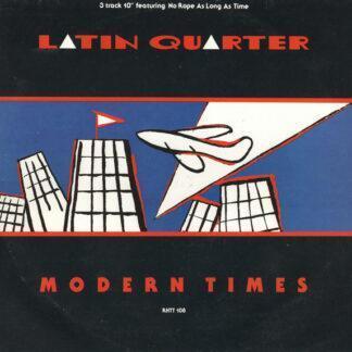 "Latin Quarter - Modern Times (10"")"