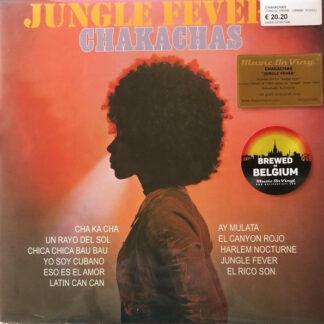 Chakachas - Jungle Fever (LP, Album, Num, RE, Gre)