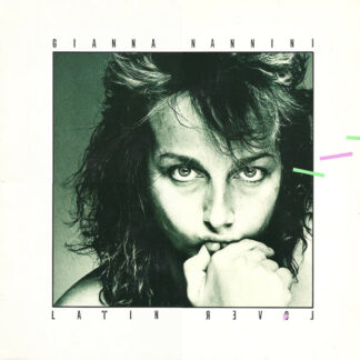Gianna Nannini - Latin Lover (LP, Album)