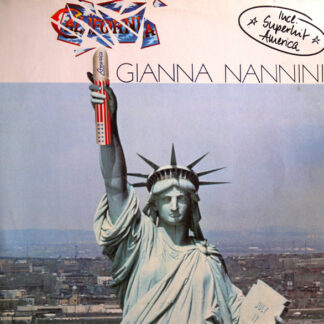 Gianna Nannini - California (LP, Album)