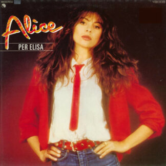 Alice (4) - Per Elisa (LP, Album)