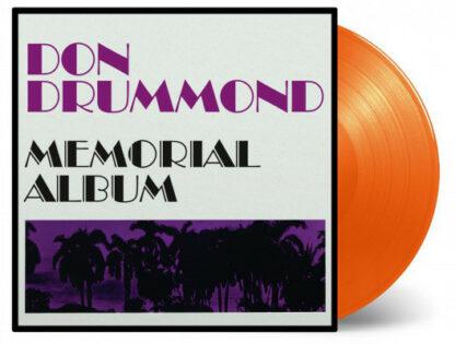Don Drummond - Memorial Album (LP, Album, Ltd, Num, RE, RP, 180)